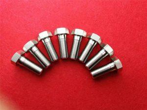 Sgriw Clinigol Stee304 Di-staen / Bollt Pen Hecsagon Ss 304 Bollt Pen Truss