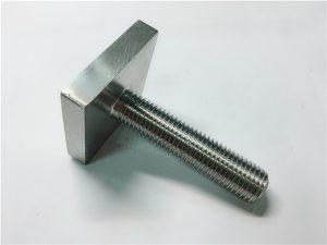 Clymwr bollt sgwâr mon10400 Nickel Cooper Rhif105-Nickel Cooper uns n04400