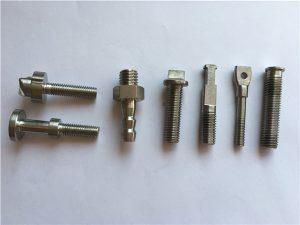 Bollt Beic Peiriant CNC Rhif 40-Titaniwm Aur