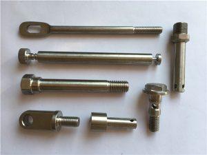 Caewyr Di-staen Rhif 42-recision CNC Troi caewyr metel