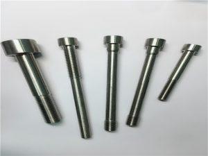 ffillips arfer caewyr pin bar dowel pen silindrog gyda thwll