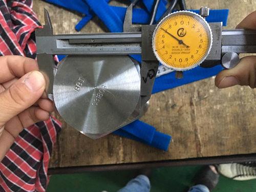 Prawf Dimensiwn Sgriw Cap Hex S31803